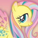 Игра Пони: Следуй за Флаттершай