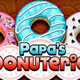 Игра Папа Луи - Пончики