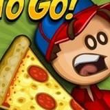 Игра Папа Луи - Пицца