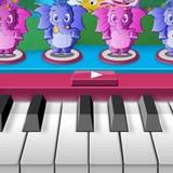 Игра Пианино: Пушистые Друзья