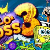 Игра Гоночный Кросс 3: Никелодеон