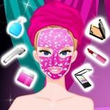 Игра Барби Салон Красоты