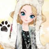 Игра Яркая Зима: Одевалка и Макияж