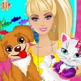 Игра Барби Заботится о Питомцах
