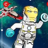 Игра Лего: Конструктор Обложек для Комиксов