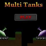 Игра Мульти танки