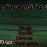 Игра Воины и стрелки