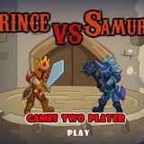 Игра Принц против самурая