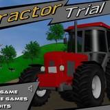 Игра Испытание трактора