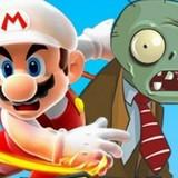 Игра Марио Стреляет Зомби