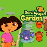 Игра Даша: Волшебный Сад Даши