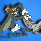Игра Приключения в Хелоуин: Том и Джерри