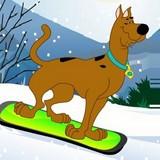 Игра Скуби Ду: Сноуборд