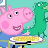 Игра Свинка Пеппа: Пазл Джордж