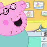 Игра Свинка Пеппа: Блинчики