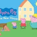 Игра Свинка Пеппа: Строительство Дома