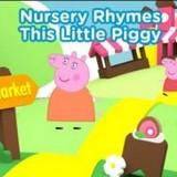Игра Свинка Пеппа: Детские Стишки - Этот Маленький Поросенок