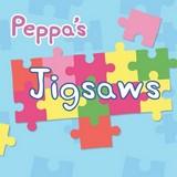 Игра Свинка Пеппа: Паззл