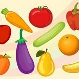 Игра Фрукты и Овощи