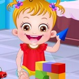 Игра Малышка Хейзел: Играеться