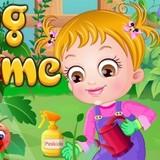 Игра Малышка Хейзел: Садовник