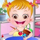 Игра Творческое Время Малышки