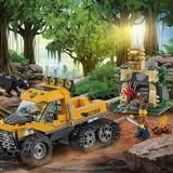 Игра Лего Сити: Джунгли