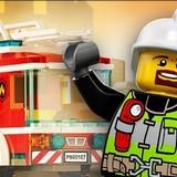 Игра Лего Сити: На Старт Внимание Огонь