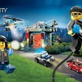 Игра Лего Сити: Погоня за Алмазом