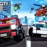 Игра Лего Сити: Береговая Полиция
