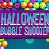 Игра Стрелок Пузырями Хэллоуина