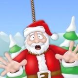 Игра Виселица: Санта в Беде