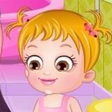 Игра Гигиена в Ванной: Малышка Хейзел