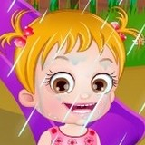 Игра Время Cтирки: Малышка Хейзел