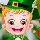 Игра День Святого Патрика: Малышка Хейзел