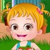 Игра Малышка Хейзел: Пришла Весна