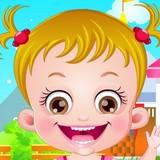 Игра Малышка Хейзел Принцесса