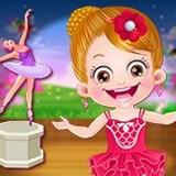 Игра Малышка Хейзел: Балерина