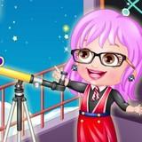 Игра Малышка Хейзел: Астроном