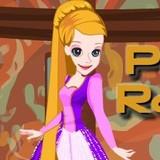 Игра Прекрасные Волосы: Рапунцель