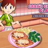 Игра Запечённая Курица: Кухня Сары