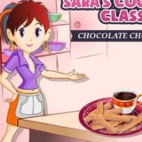 Игра Чурросы с Шоколадом: Кухня Сары