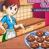 Игра Шоколадное Печенье: Кухня Сары