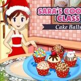 Игра Круглые Кексы: Кухня Сары