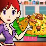 Игра Тыквенный Трюфель: Кухня Сары