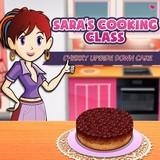 Игра Кулинарный Класс Сары: Вишневый Пирог