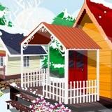 Игра Проектируй Cвой Зимний Дом