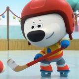 Игра Ми-ми-мишки: Хоккей