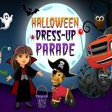 Игра Одевалка на Хэллоуин с Шиммер и Шайн