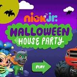 Игра Вечеринка Хэллоуин в загадочном доме